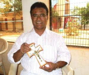 Fr. Savio Samala